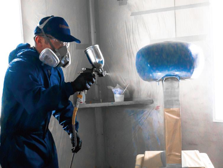 ーカーに認められた群を抜く塗装技術PAINT塗装細部にまでこだわり、最高のクオリティを目指します。